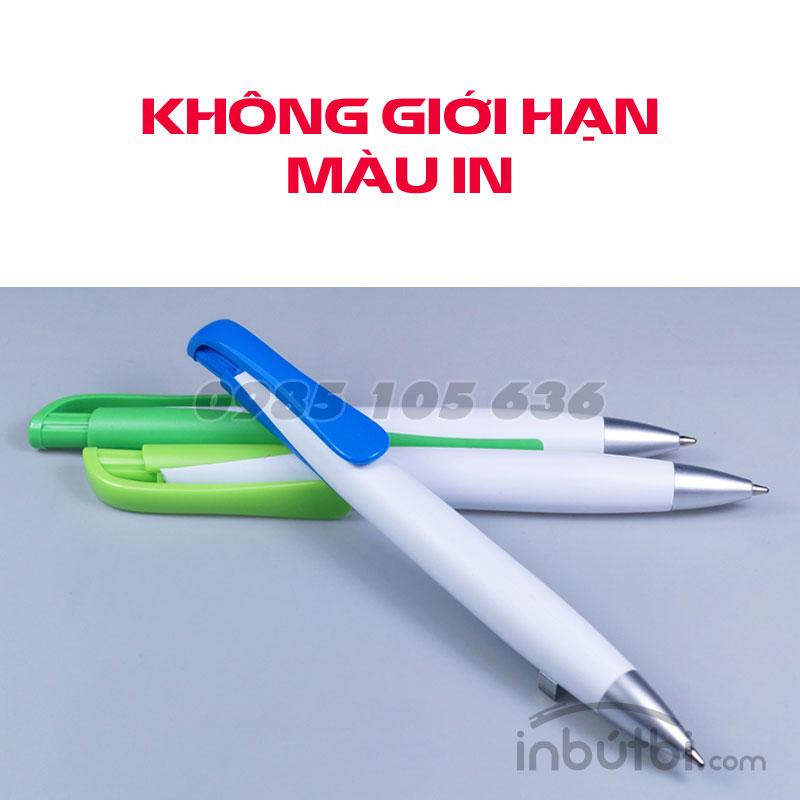 Sản xuất in ấn bút bi quà tặng theo yêu cầu