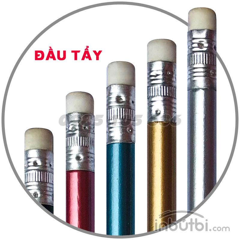sản xuất bút chì gỗ 2b giá rẻ tại Hà Nội