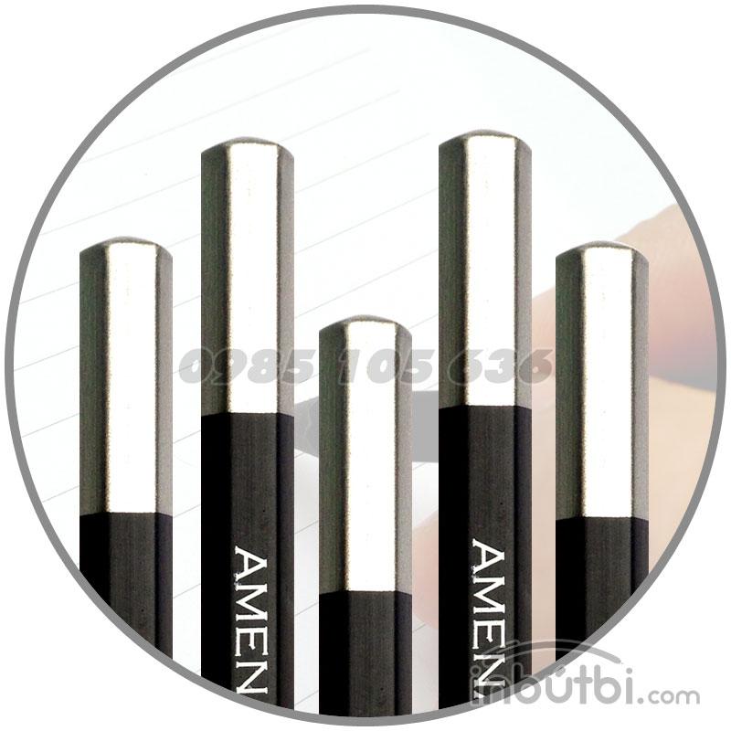 Sản xuất bút chì gỗ đen 2b giá rẻ