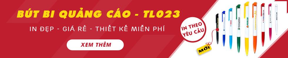 Bút bi quảng cáo TL023