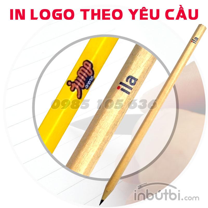 In logo bút chì gỗ 2B tại Hà Nội